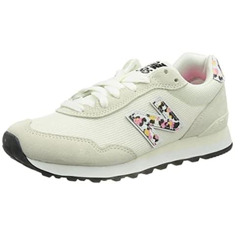 New Balance Women's 515 V3 Sneaker, Sea Salt/Moonbeam
