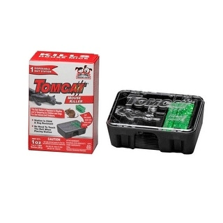 Tomcat 22310 Disposable Mouse Bait Station, 1 Oz