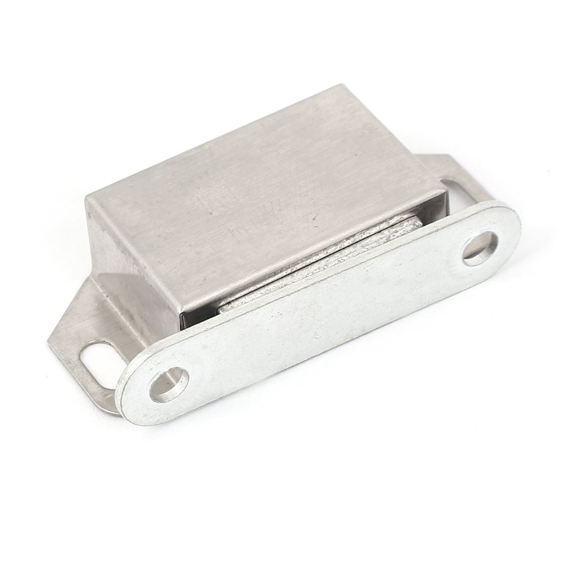2 Pcs 55x25x13mm Single Magnetic Latch Catch For Cupboard Closet Cabinet Door