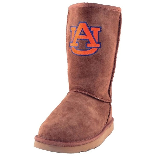 Shop Gameday Botas Mujer Auburn Tigers Roadie Hickory 1 AUB RL1003 1 Hickory 630a5a