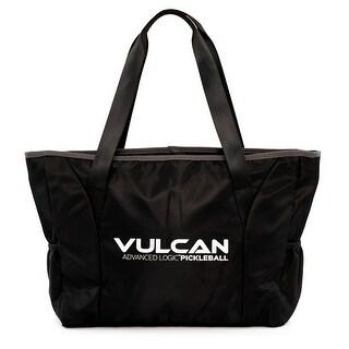 Vulcan Pickleball Tote (Black)
