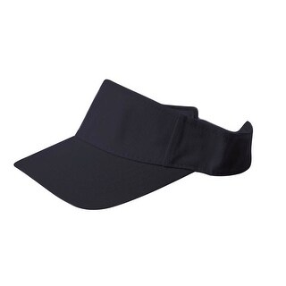 Sportsman - Sandwich Visor, Black