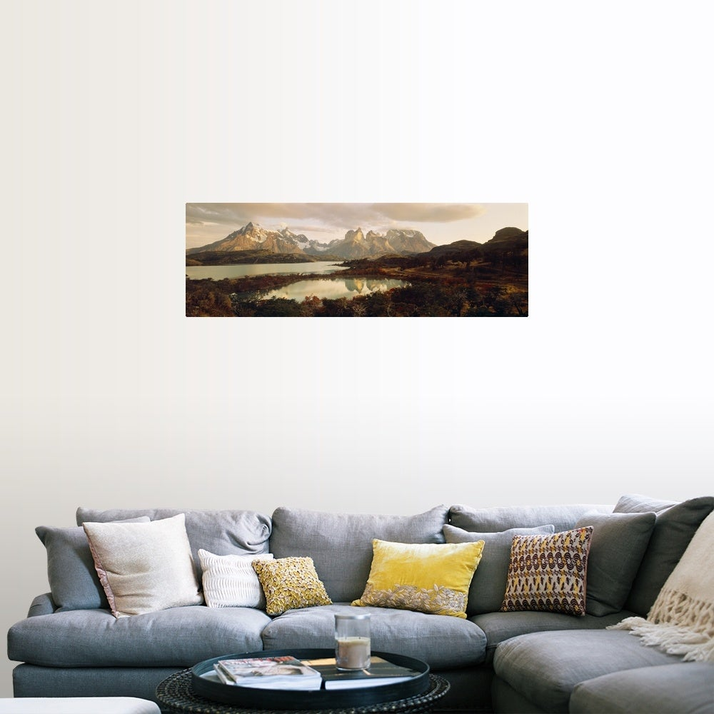 Torres Del Paine National Park Chile Poster Print Overstock 16855772