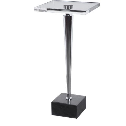 Uttermost Campeiro Square Drink Table