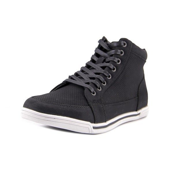 Kenneth Cole Reaction Short Cut Round Toe Synthetic Sneakers