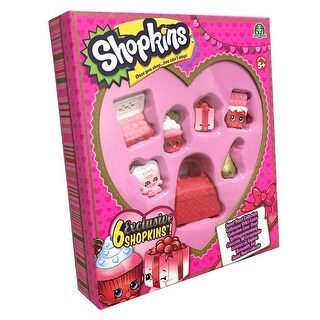 Shopkins Sweet Heart Collection - multi