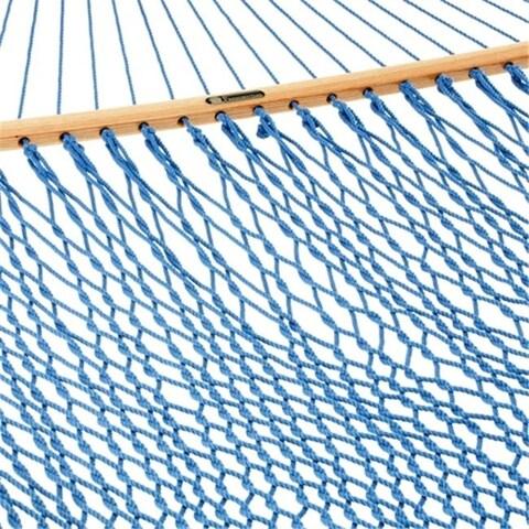 Hammocks Presidential DuraCord Rope Hammock - Coastal Blue
