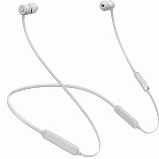 Beats by Dr. Dre - BeatsX Earphones (Option: Silver)
