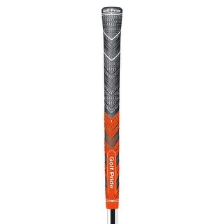 Golf Pride MCC Plus4 Standard Orange Golf Grips