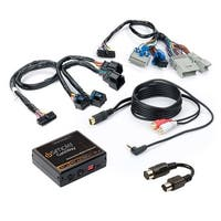 iSimple Dual Auxiliary Audio input interface for select GM Vehicles