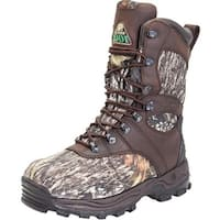 Rocky Outdoor Boots Mens Sport Utility Waterproof Mossy Oak