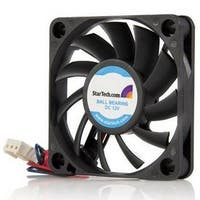 Startech FAN6X1TX3 60x10mm PC Computer Case Fan with TX3 Connector - NEW