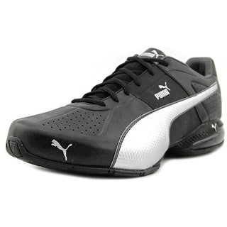 Puma Cell Surin 2 Men  Round Toe Synthetic Black Sneakers