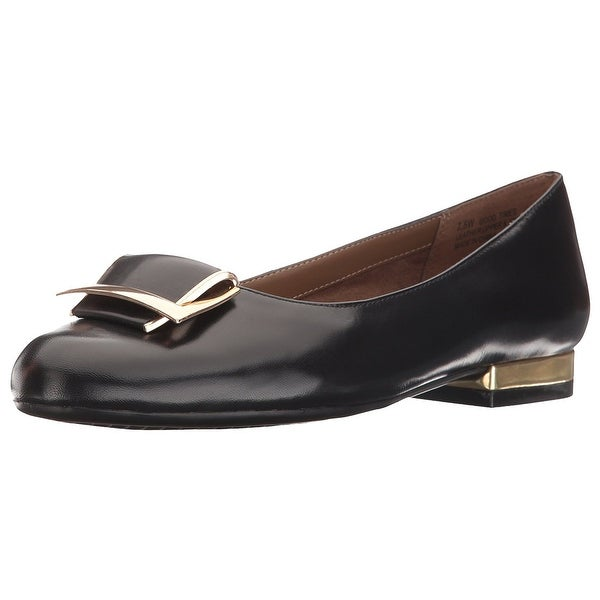 Aerosoles Womens Good Times Leather Closed Toe Loafers