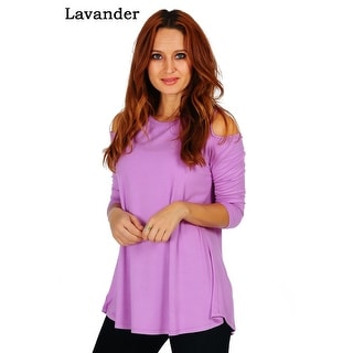 02533d2fc0ebb1 Buy 3/4 Sleeve Shirts Online at Overstock | Our Best Tops Deals