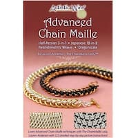 Artistic Wire, 'Advanced Chain Maille' - Jewelry Technique Instruction Booklet