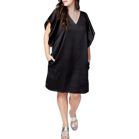 Rachel Rachel Roy Flutter Sleeve Dress