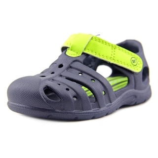 Stride Rite Starfish Toddler Round Toe Synthetic Sport Sandal