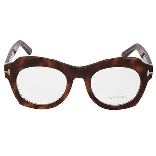 Tom Ford Oval Eyeglasses FT5360 056 49