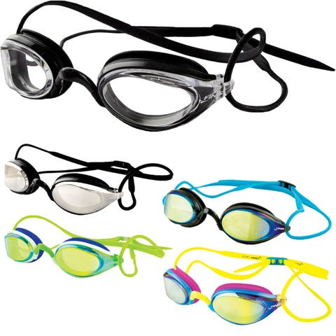 FINIS Circuit Fitness and Competitive Swim Goggles - One Size