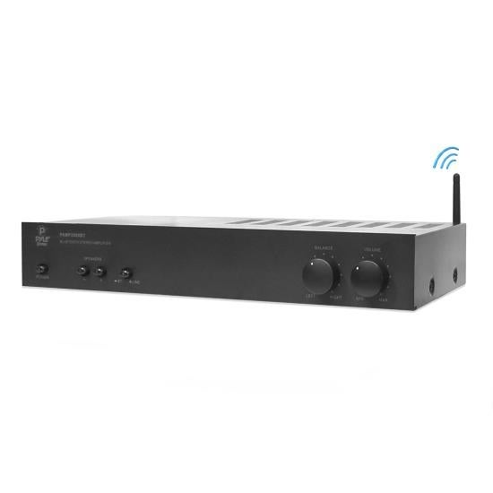 Bluetooth Digital Stereo Power Amplifier, 240 Watt, Bridge-Ability