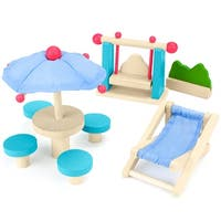 Playful Patio Set