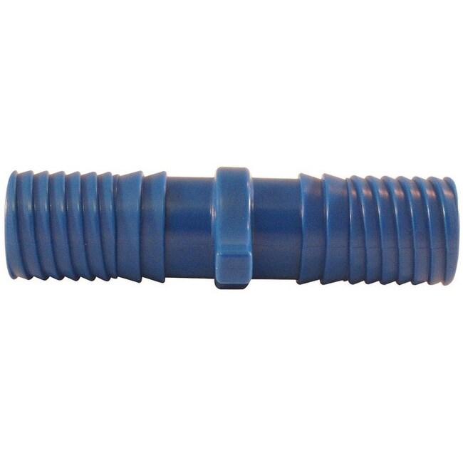 Lasco ABTC345PK Blue Twisters Irrigation Insert Couplings, 3/4, Blue