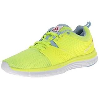 Reebok Womens Zquick Dash Mesh Performance Running Shoes - 5 medium (b,m)
