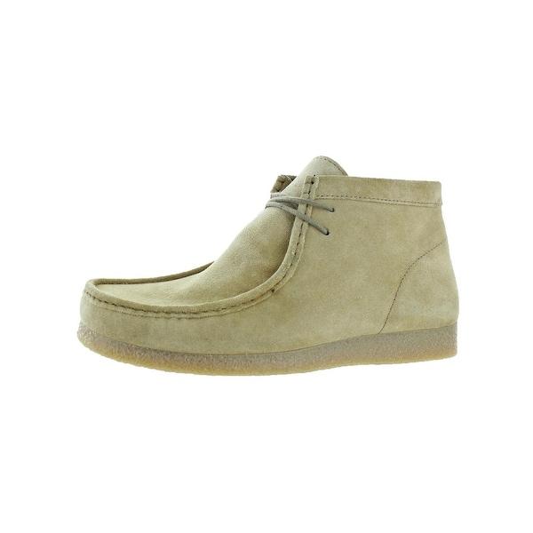 666c2fd042d Shop Steve Madden Mens Troy Chukka Boots Moc Toe Ankle - Free ...