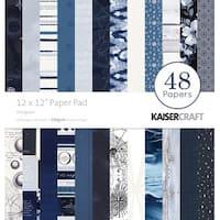 "Stargazer - Kaisercraft Paper Pad 12""X12"" 48/Pkg"