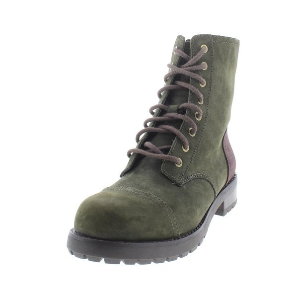 fca56203ffb Shop Ugg Womens Kilmer Lace-Up Boot Ankle Round Toe - Free Shipping ...