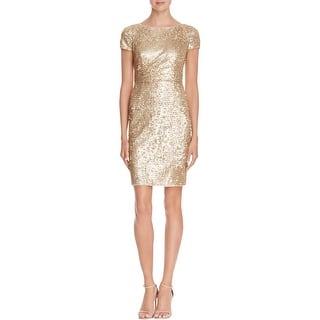 Adrianna papell sequin bodycon dress quartz knitting shops online brands