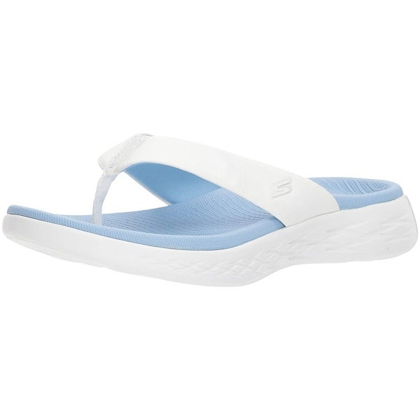 Skechers Go Walk Flip Flops Womens