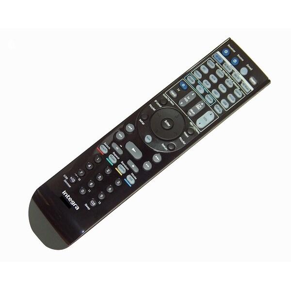 OEM Integra Remote Control Originally Shipped With: DTR-40.3, DTR40.3