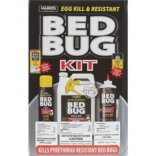 P. F. Harris Mfg. Pyrethroid Bed Bug Kit BLKBB-KIT Unit: EACH