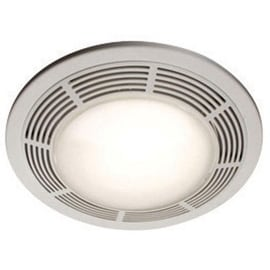 Broan 750 Fan Exhaust With Night Light, 100 Watts, 3.5 Sones