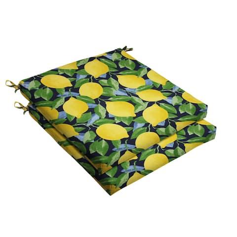 Yellow Lemons Indoor/ Outdoor Cushion
