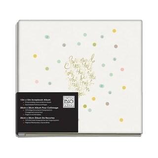 MAMBI Album 12x12 Greatness Confetti
