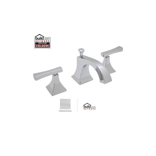 Shop Rohl ML2002LM 2 Matheson 1.2 GPM Widespread Bathroom Faucet   Free  Shipping Today   Overstock   13374859