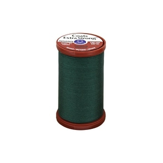 S964 6750 Coats Extra Strong Upholstery Nylon 150yd Huntrgrn