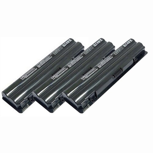 Battery for DELL 312-1123 (3-Pack) Replacement Battery