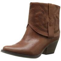 MIA Amore Womens Amore Closed Toe Ankle Fashion Boots