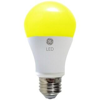GE 92140 LED Outdoor Bug Light Bulb with Medium Base, 7-Watt, 400-Lumen