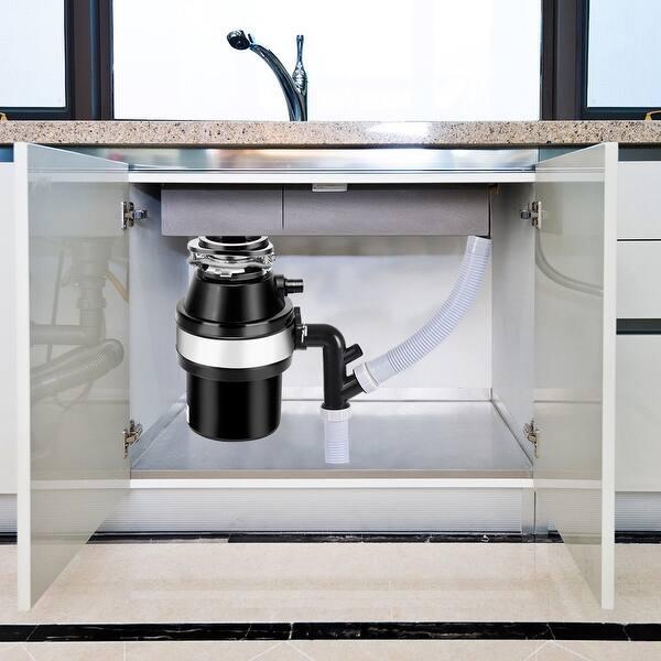 Shop 1.0HP 2600RPM Garbage Disposal Kitchen Waste Disposer ...