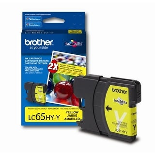 Brother Mfc 5890Cn/5895Cw/6490Cw/6890Cdw High Yield Yellow Ink 750 Yield