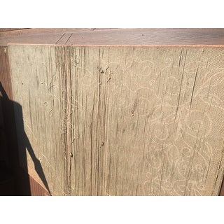 Safavieh Oasis Scrollwork Terracotta/ Natural Indoor/ Outdoor Rug (6'7 x 9'6)