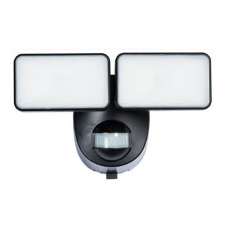 Health Zenith HZ-7161-BK Motion Security LED Light, Black