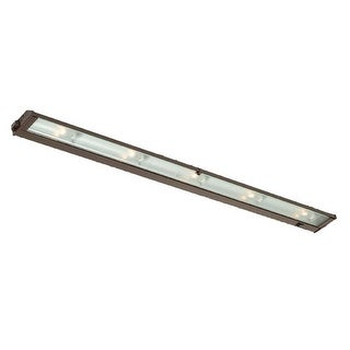 CSL Lighting NMA120L-40 40 Inch Five Light Xenon Under Cabinet Lamp with Speedlink from the Mach120 Collection
