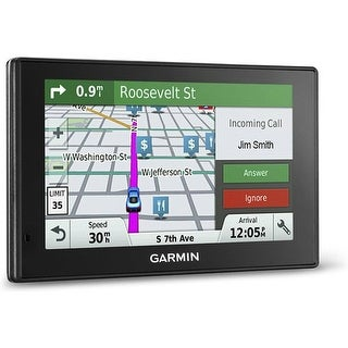 "Refurbished Garmin DriveAssist 50LMT North America 5"" Wide Touchscreen FREE Lifetime Traffic and Maps Updates"