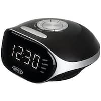 Jensen RA46299 Digital Bluetooth AM & FM Dual Alarm Clock Radio
